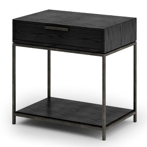 Gregory Bedside Table