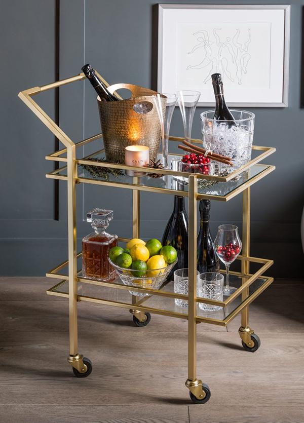 Ventura Design Drinks Cart